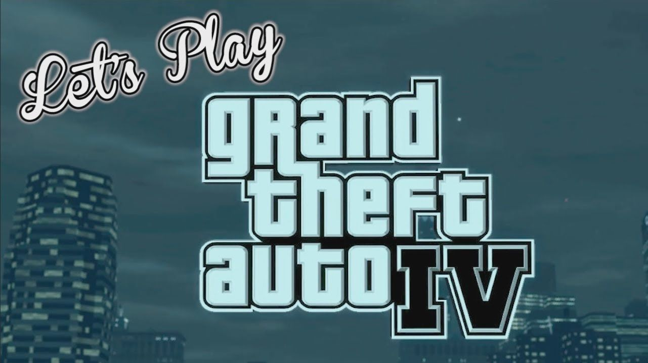 Let's Play - GTA IV Wanted