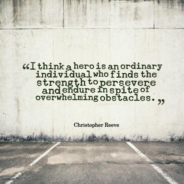 Christopher Reeve – Hero
