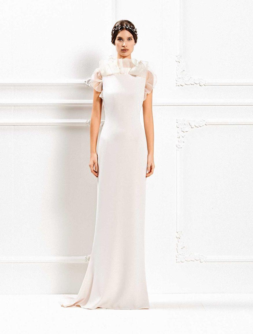 Collezione Bridal 2014 - 2015  Abiti da Sposa Max Mara  04c8971854c