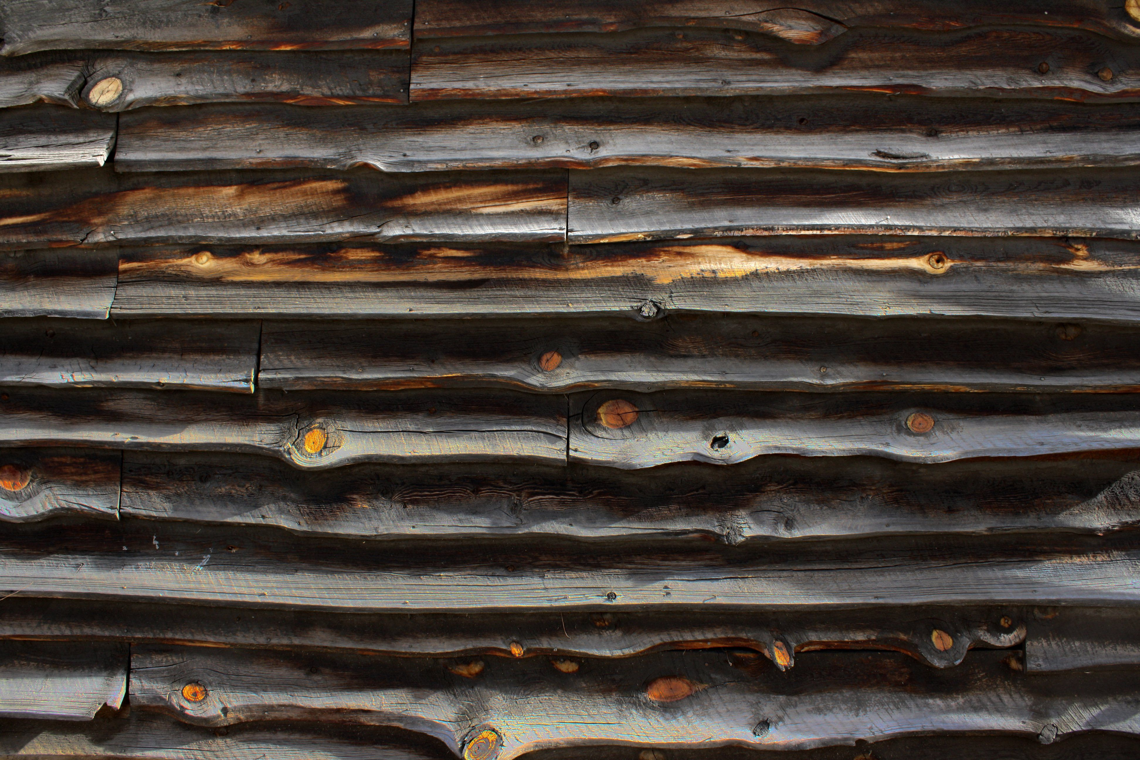 Old Barn Weathered Wood Siding Texture Free High
