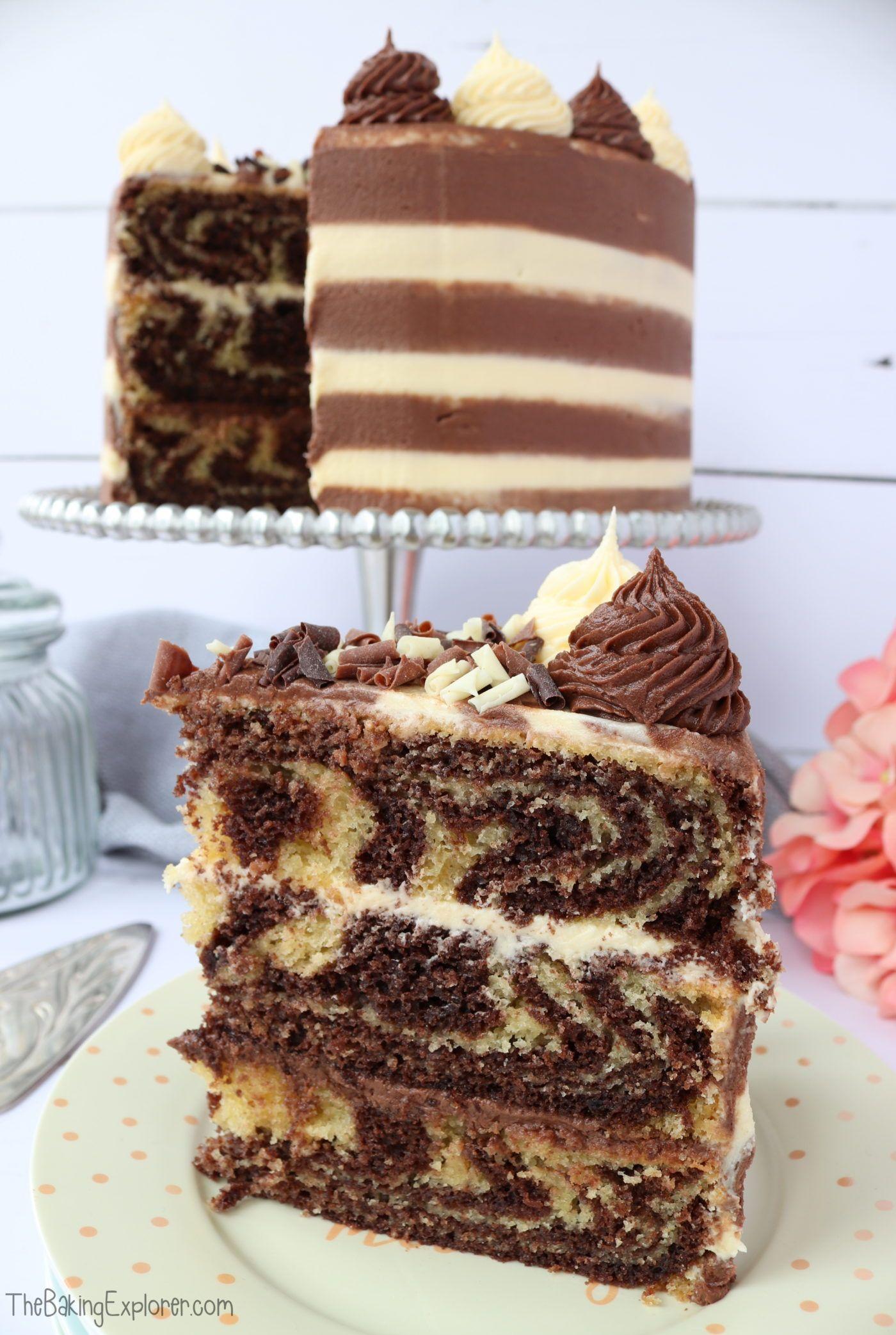 Ultimate Marble Cake Recipe Marble Cake Recipes