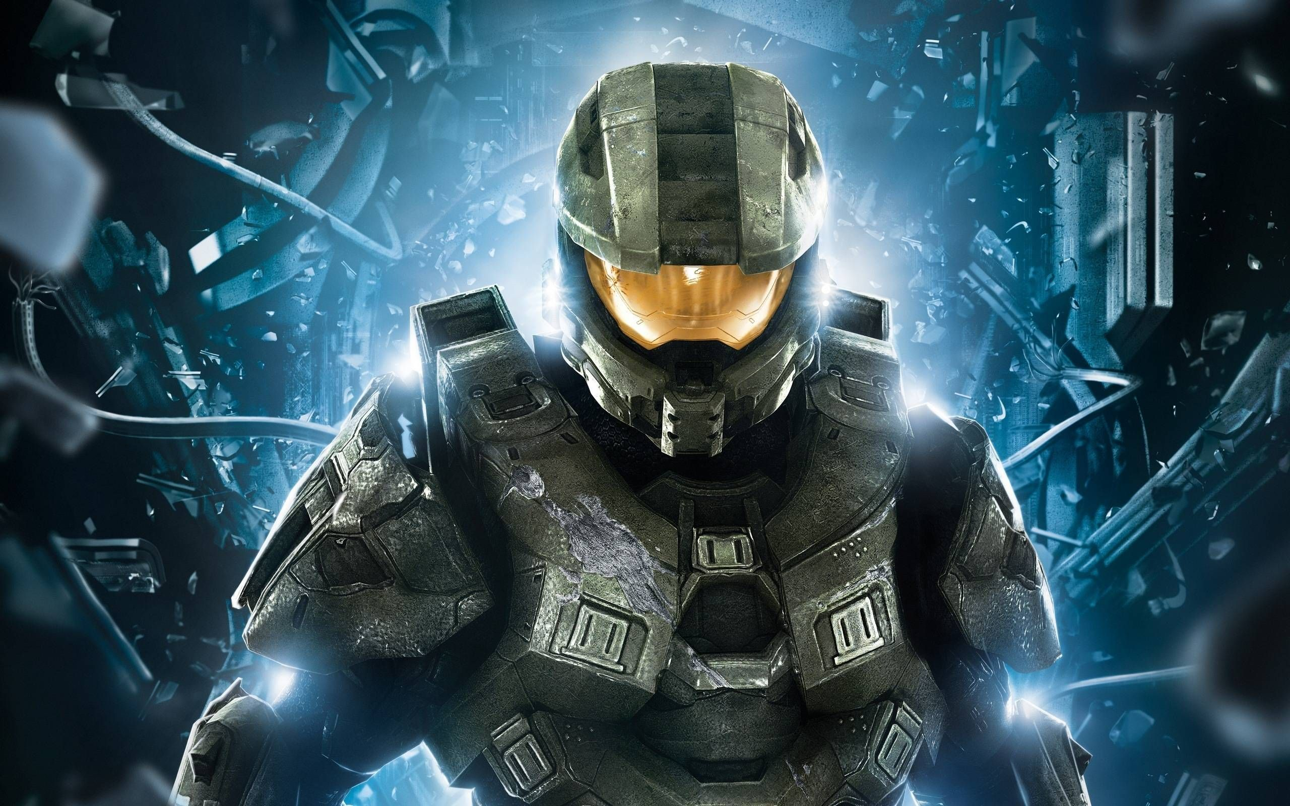 Download Halo 4 Xbox Game Wallpaper HD (2983) Full Size