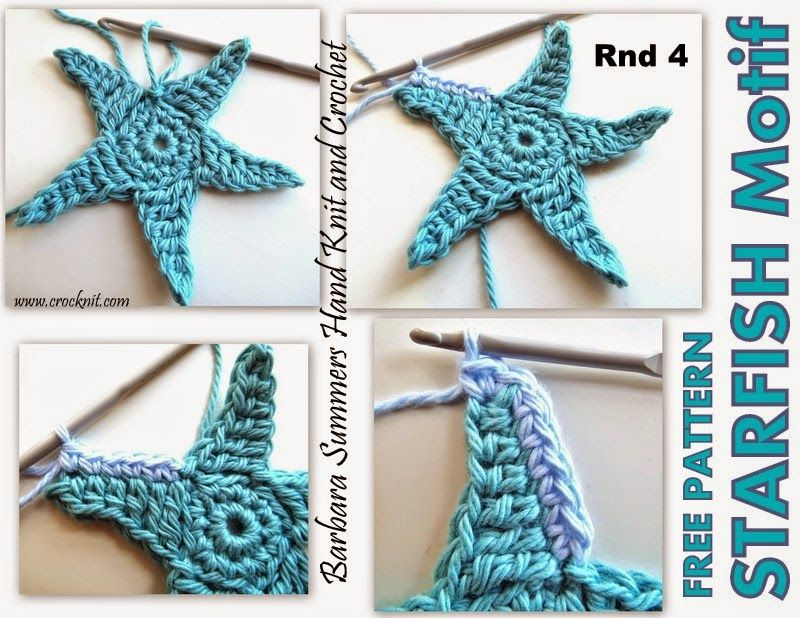 free crochet patterns starfish star | Projects to Try | Pinterest ...