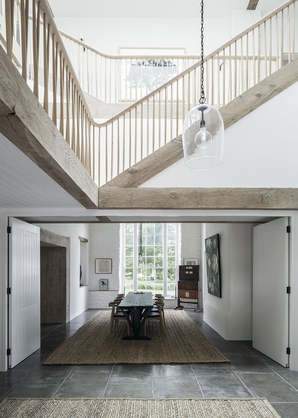 6a architects coastal house devon 7 house interiors diseño