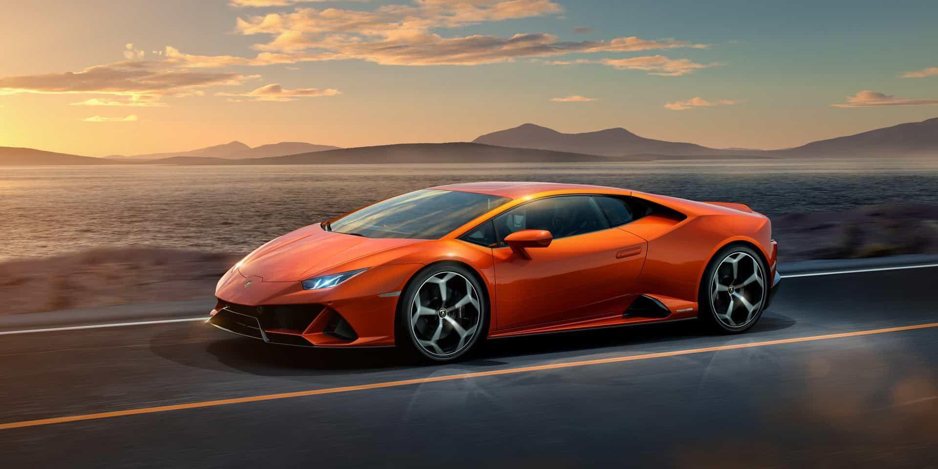 The New Lamborghini Huracan Evo Redefines Evolution Supercars