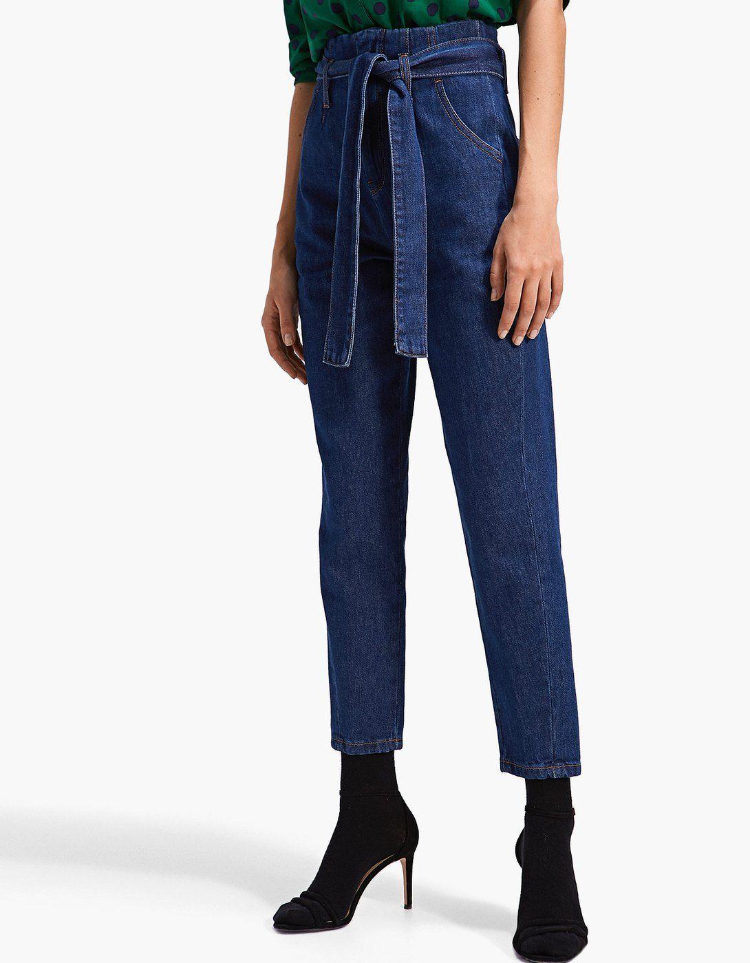 bdeee16d4c8 Paperbag jeans - Denim Fit Guide