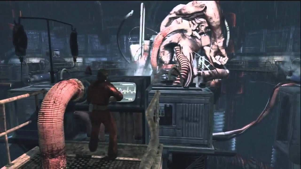 Silent hill downpour final boss fight the light symbolize frank coleridge after murphy - Pyramid head boss fight ...