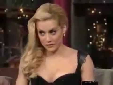 Brittany Murphy On Late Show With David Letterman June 20 2006 Brittany Murphy David Letterman Brittany