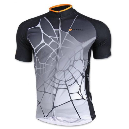 Hombre Camiseta Bicicleta Ciclismo Camisa Manga Larga de Culotte Sport