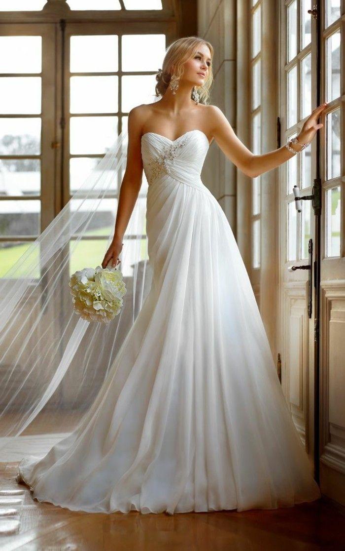 Brautkleid kaufen: Designerware oder ein Kleid von der Stange?