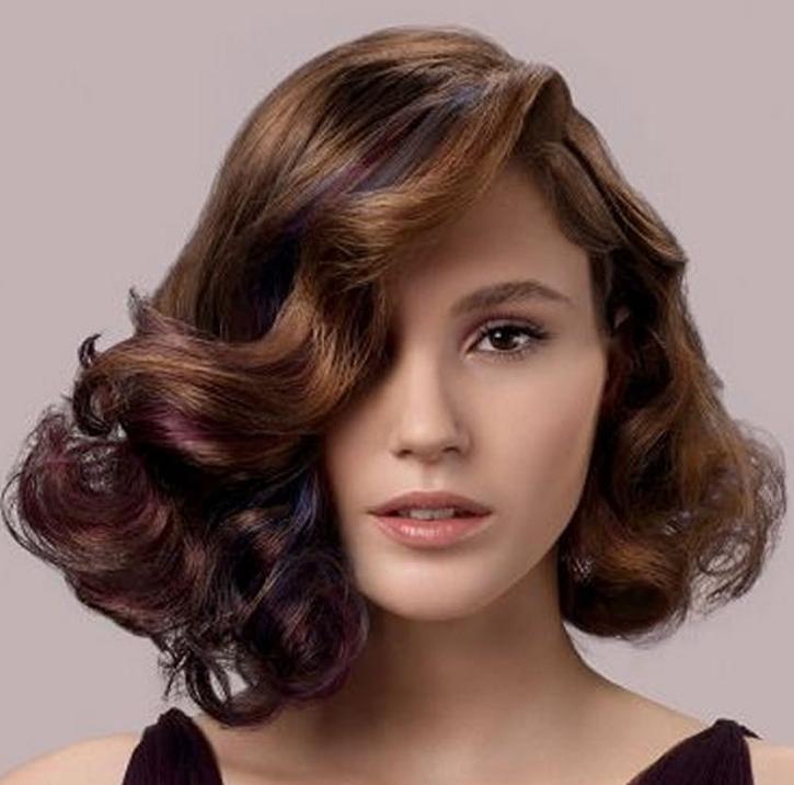 wavy hairstyle | Short-ish Hairstyles | Pinterest | Aquarius woman