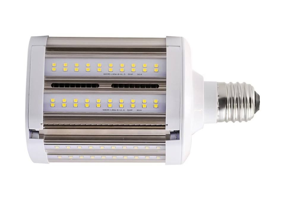 80 Watt Led Hi Lumen Shoe Box Style Lamp For Commercial Fixture Applications Https Www Lightbulbdistrict Com Commercial Led Retrofit B Nuvo Lighting Led Bulb