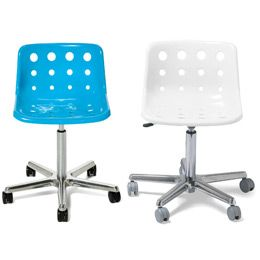 The Container Store Polo Desk Chair Perfect Colors For My Studio