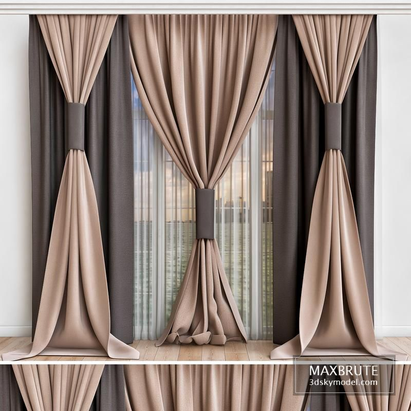 Tips On How To Make Basic Window Curtains With No Sewing Curtains Design Needs Curtains Living Room Modern Living Room Curtain Beautiful Living Rooms