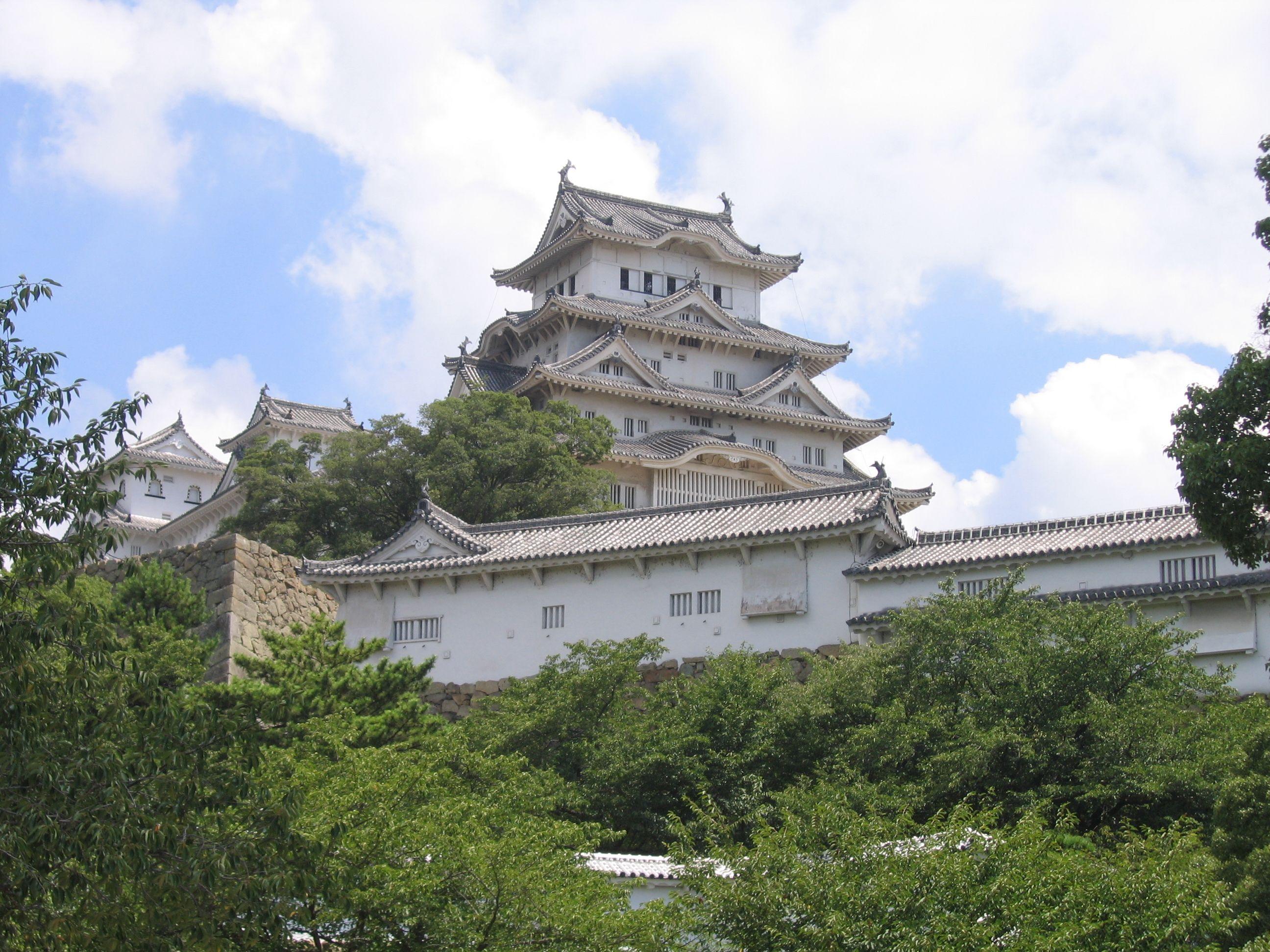 Castello di Himeji - Himeji, Giappone