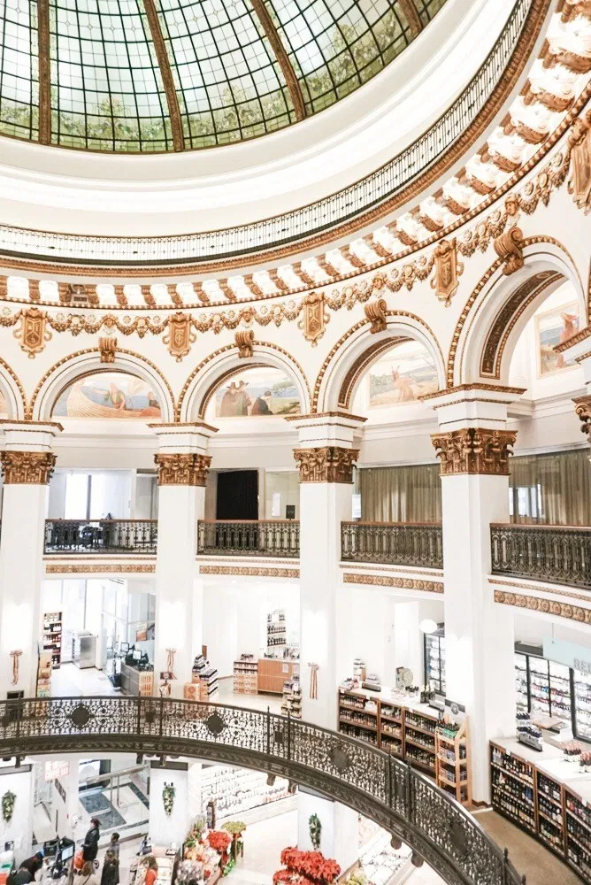 8 Instagrammable Spots In Downtown Cleveland (With images