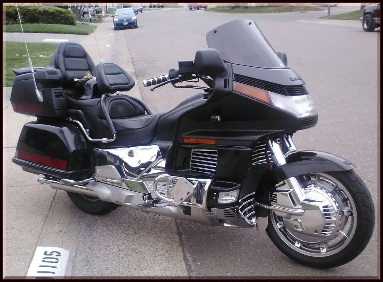 honda goldwing gl 1500 honda goldwing pinterest. Black Bedroom Furniture Sets. Home Design Ideas