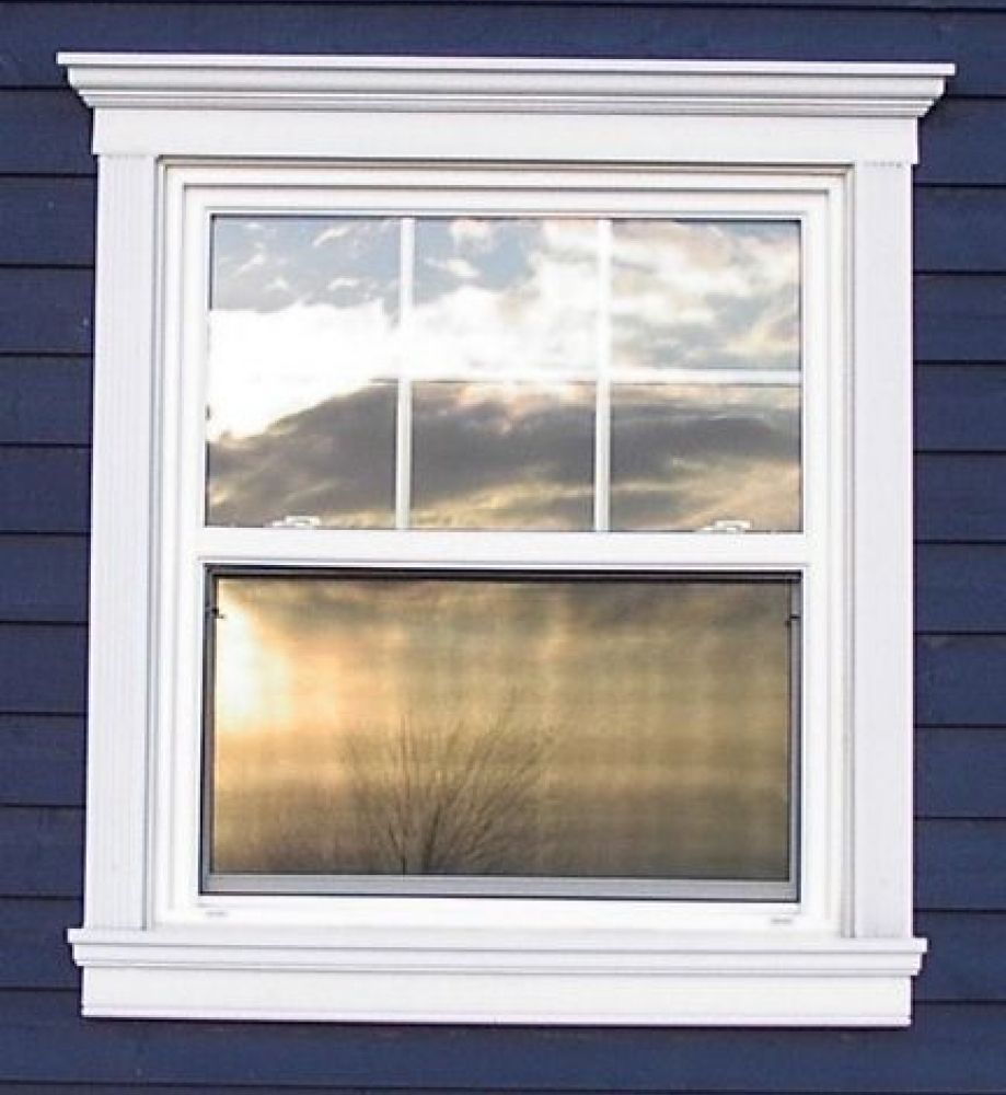 Cedar Hill Ranch Our Exterior Paint Colors Window Trim Exterior House Paint Exterior Windows Exterior