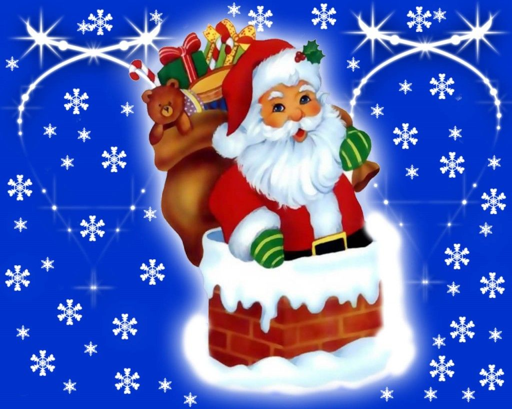 Search Results For Pretty Merry Christmas Wallpaper With Santa Adorable Wallpapers