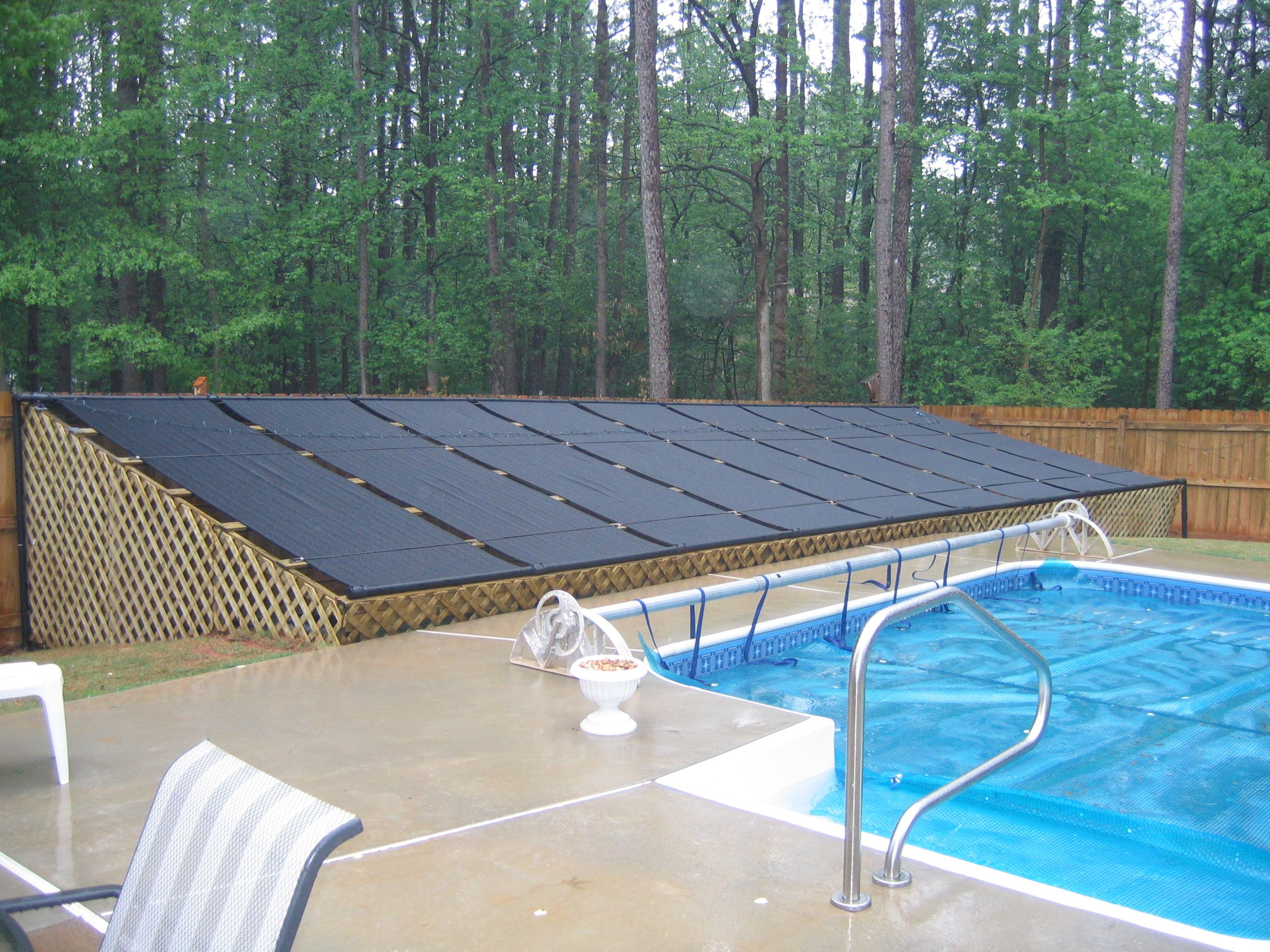 Build Your Own Solar Pool Heater for Under $100 | Pool Heaters in ...