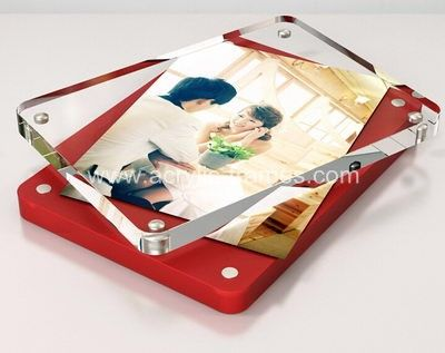 Clear acrylic magnetic picture frames   Acrylic photo and picutre ...