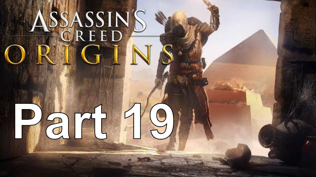 Assassin S Creed Origins Gameplay Walkthrough Part 19