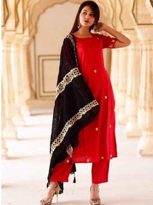 Beautiful color and dupatta. (With images) | Beautiful ...