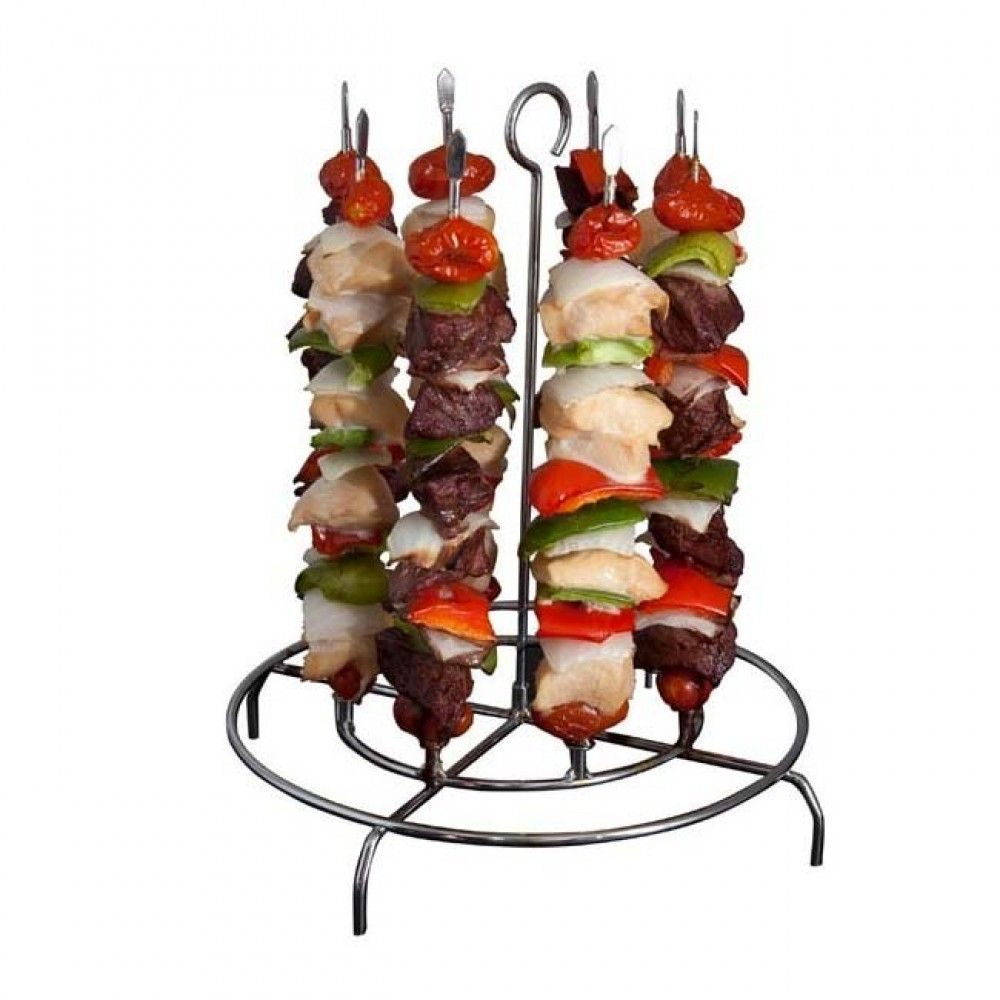 Big Easy Kabob Holder Big Easy Recipes Easy Kabobs Big Easy Turkey Fryer