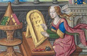 ¿Dónde están las obras escritas por las mujeres lingüistas?