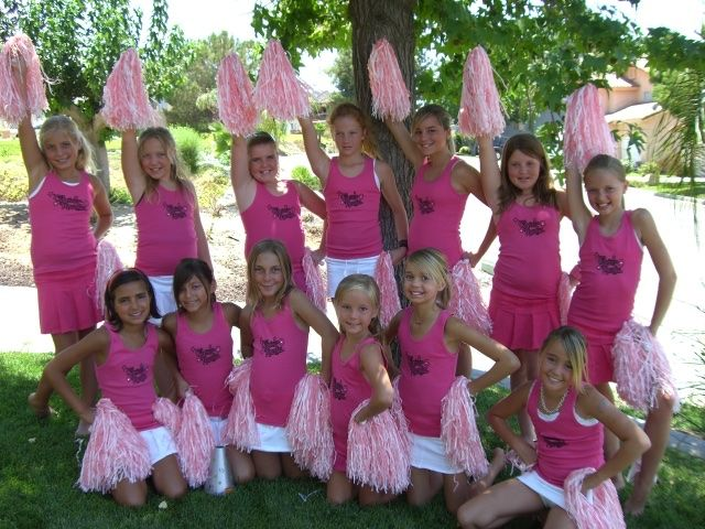 Best Cheerleading Camp... more than glitter and poms