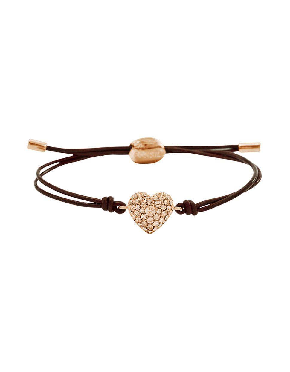 Fossil Women's Bracelet JA6422791 vwtl96zkG