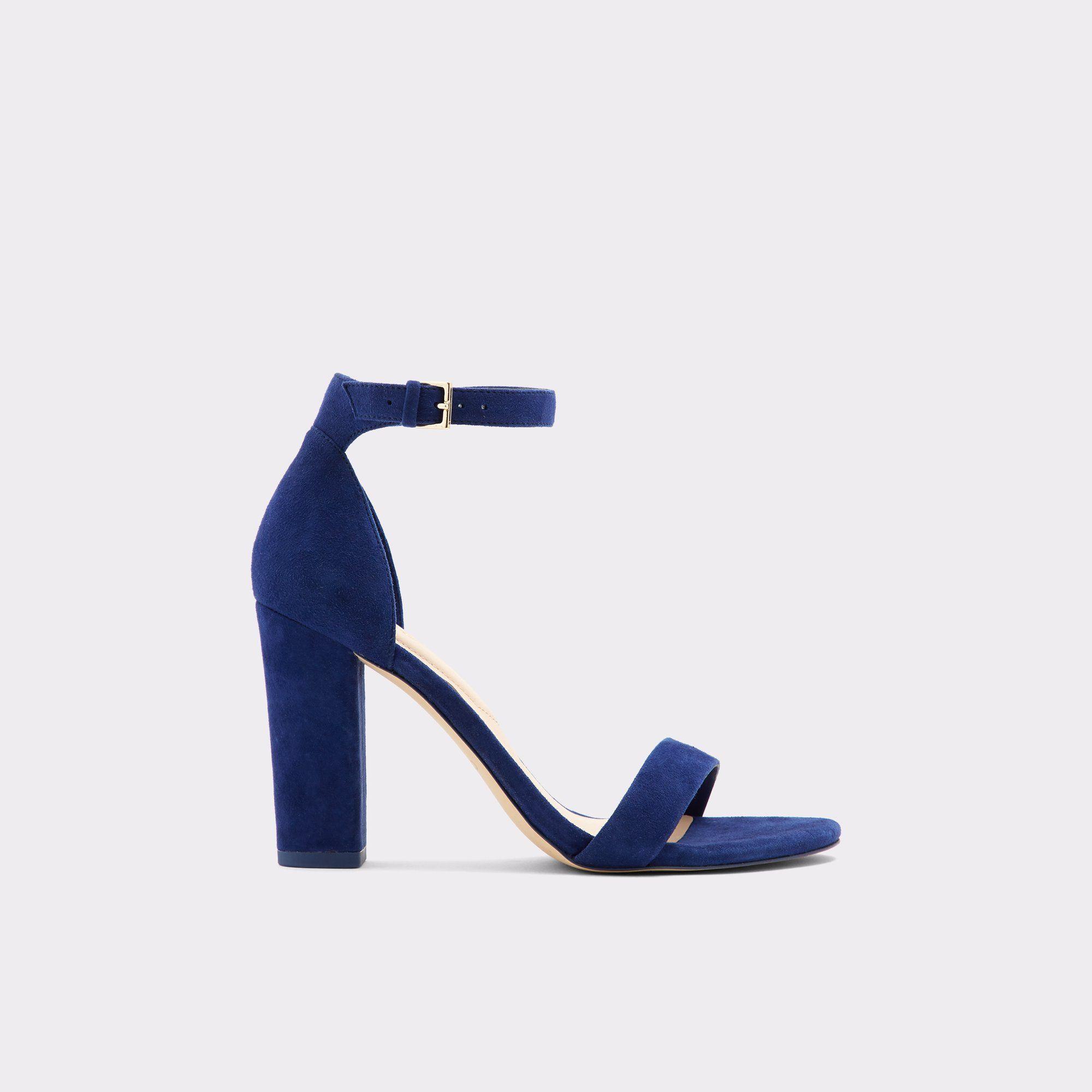 Sandals | ALDO US | Blue block heels