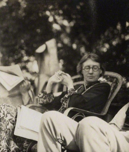 Resultado de imagen de ¿cómo debería leerse un libro? Virginia Woolf