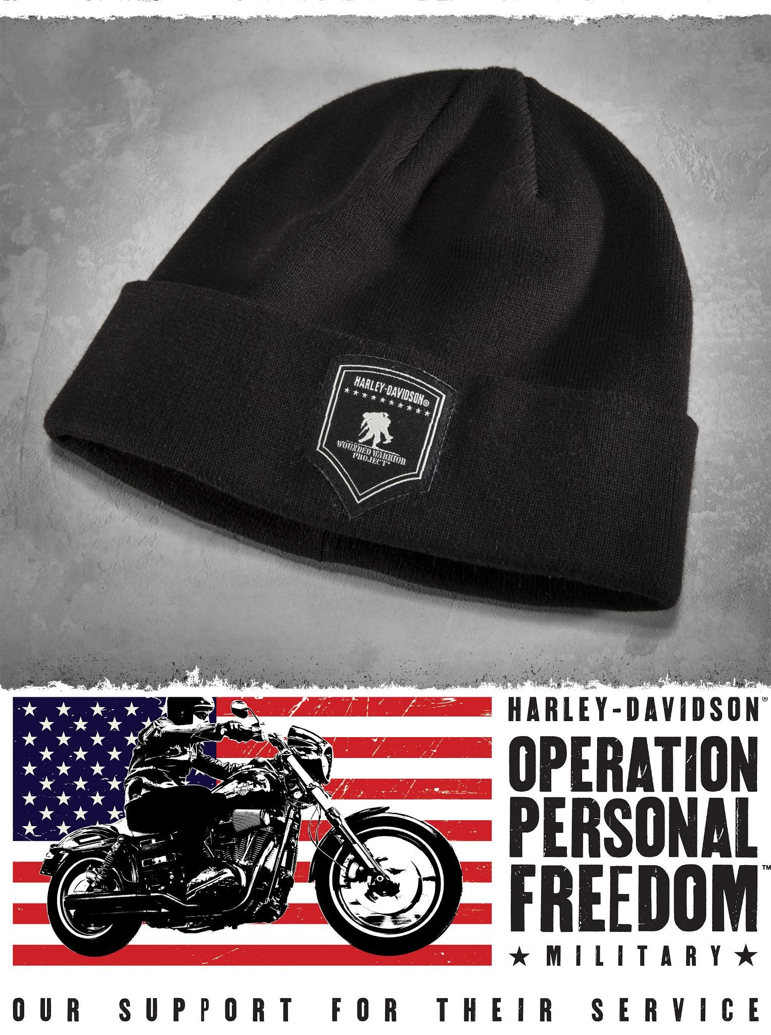 445d2597a7f1b Wounded Warrior Project Cuffed Knit Hat