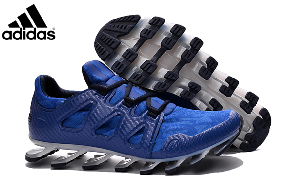 purchase cheap fbb24 c51f5 Men s Adidas Springblade Pro Running Shoes Loyal Blue,Adidas-Springblade  Shoes Sale Online