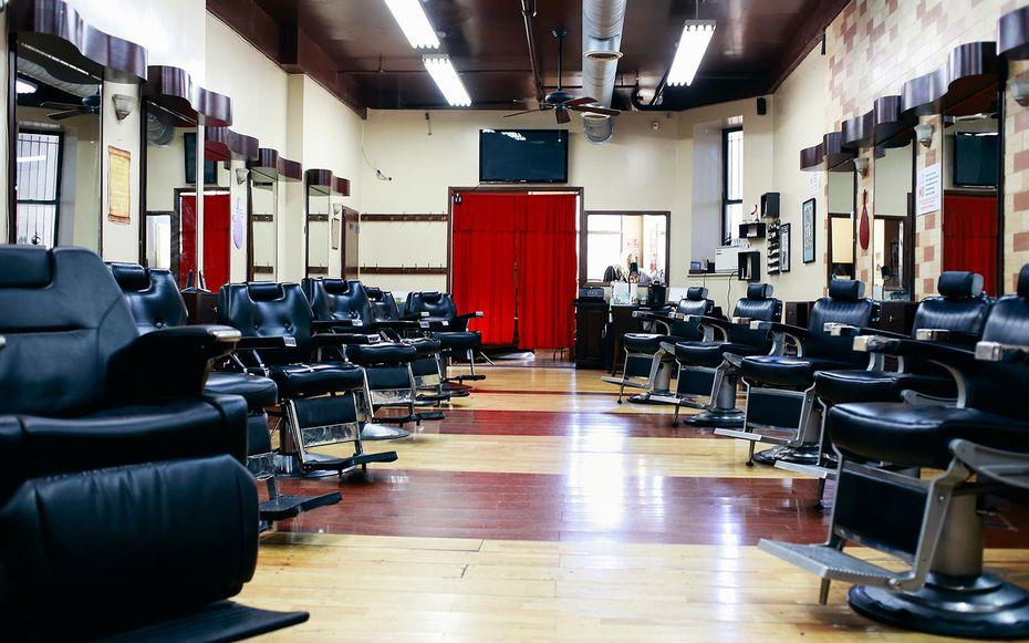 Coolest barbershops in America