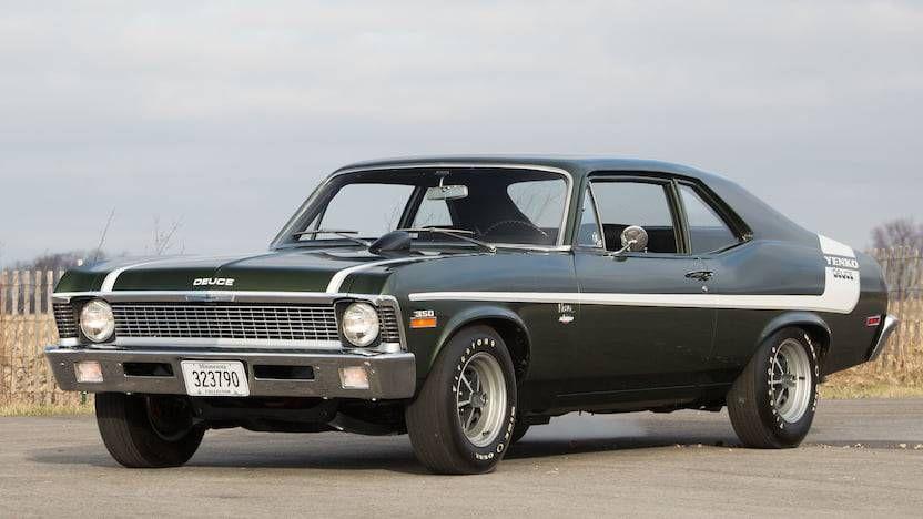 1970 Chevrolet Nova Yenko Deuce Chevrolet Chevrolet Nova Chevy Nova