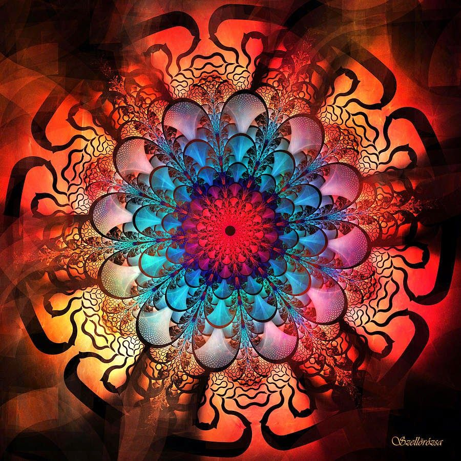 .Fractals - By Unknown