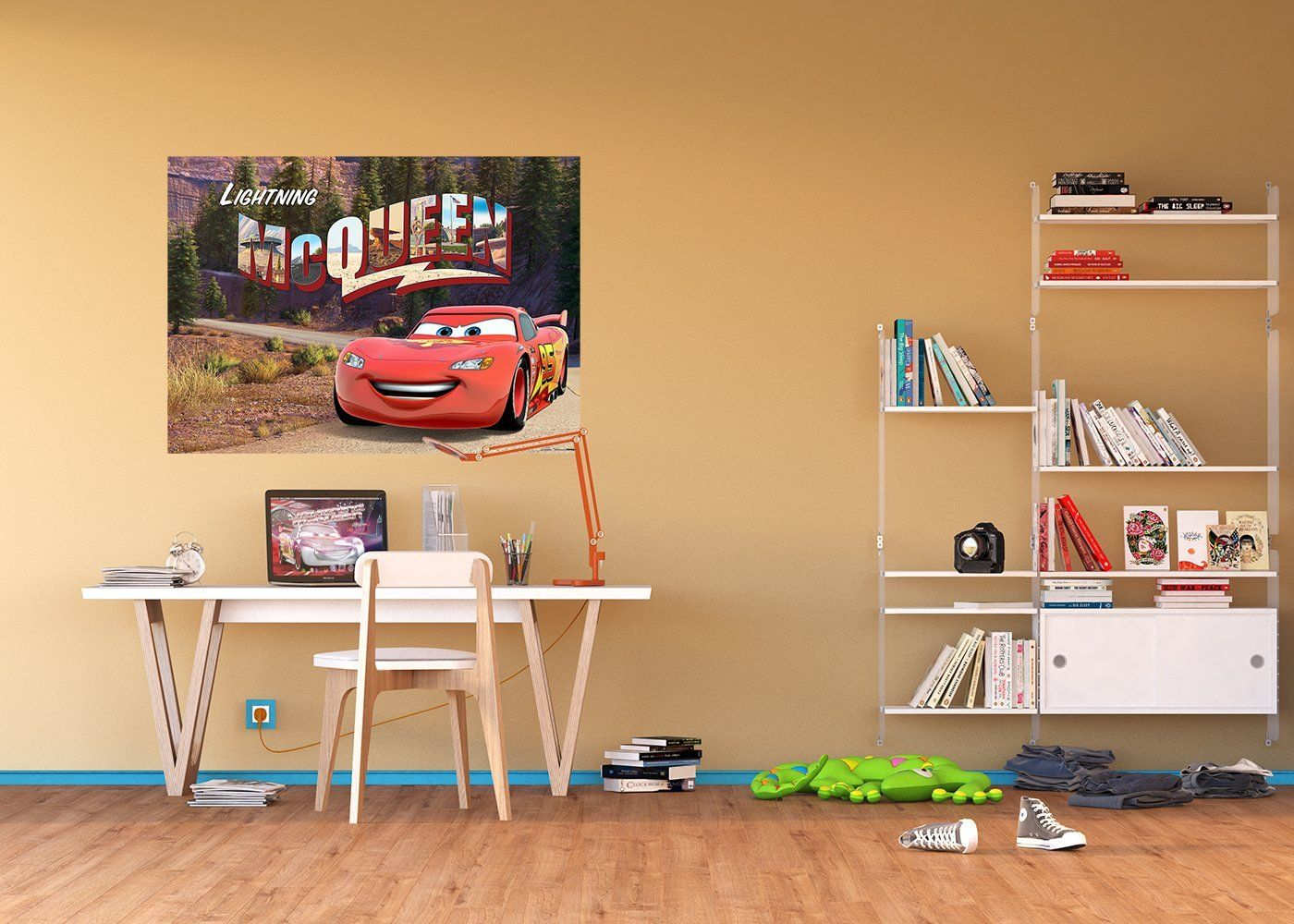 Disney Cars Wall Decals - Home Design