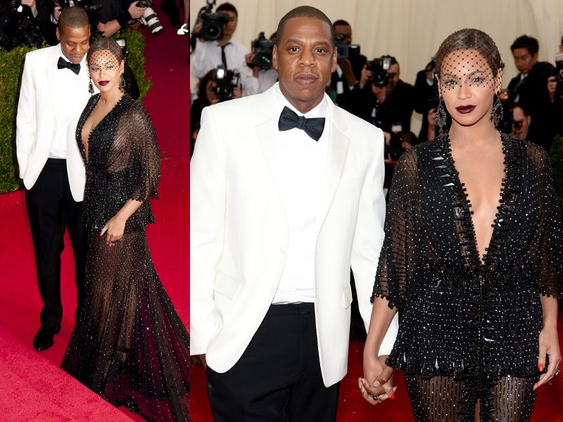 beyonce_and_jay_z-2014_met_ball Celebrity power couple..