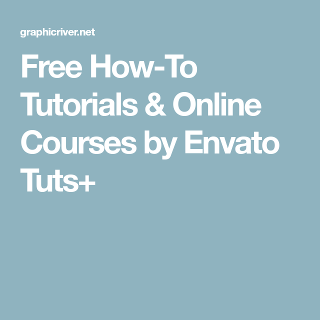 Online Courses, Tutorial, Learn A