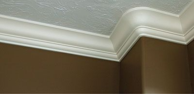 Sculpting A Radiused Crown Molding In Plaster Crown Molding Molding Installation Crown Molding Installation
