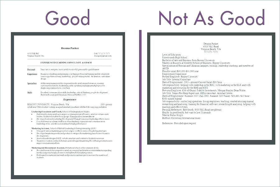 Do You Need A Resume For Your First Job Interview Check