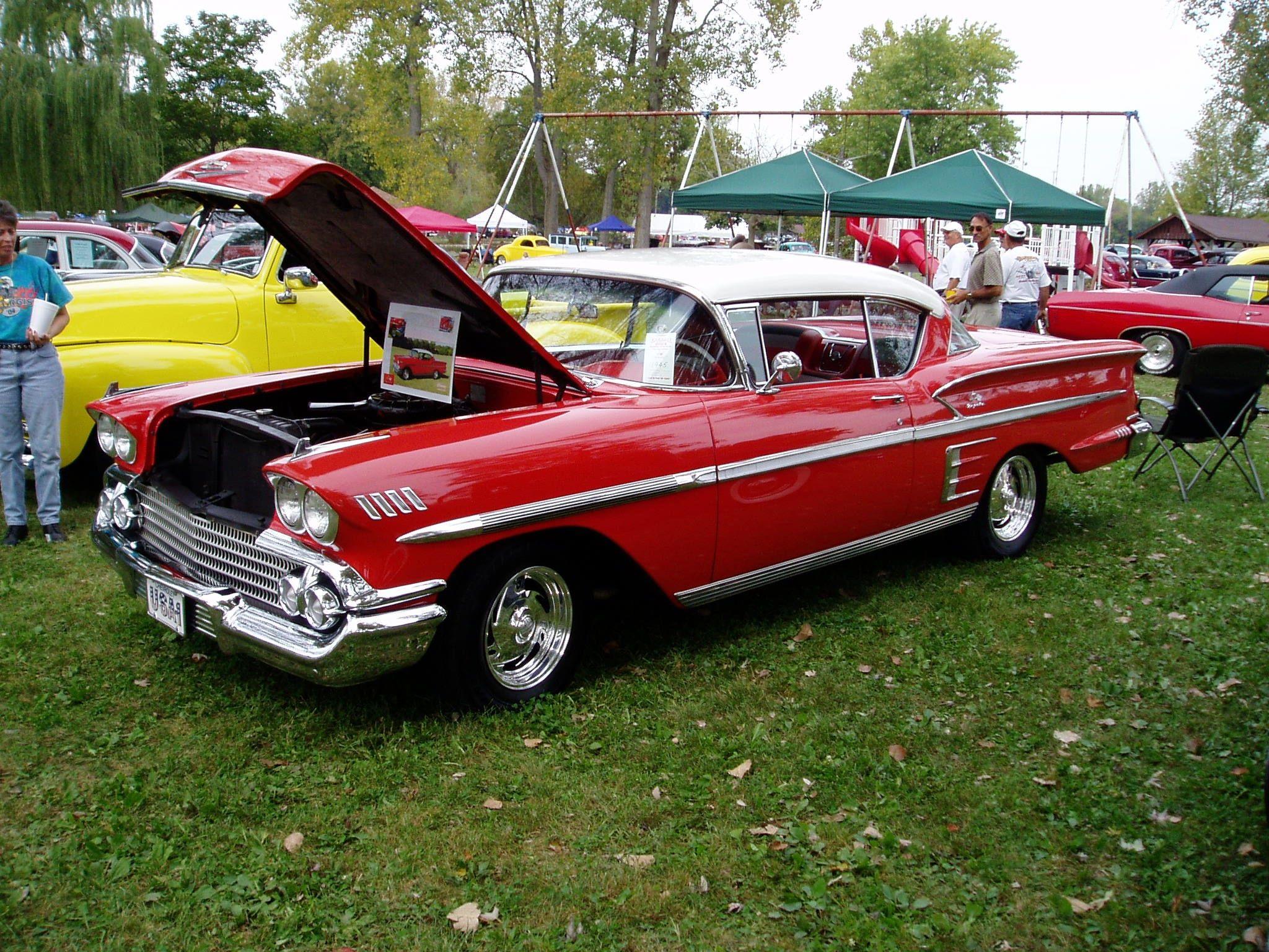 58 Impala 1958 Chevy Impala Chevrolet Impala Chevy Impala