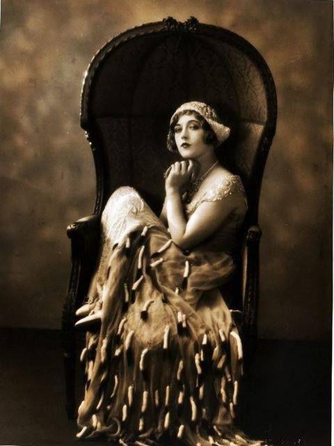 Marion Davies mistress of William Randolph Hearst @ Hearst Castle