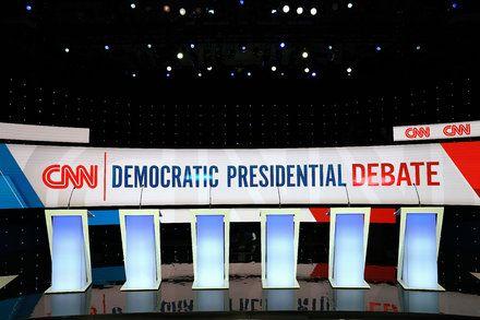 Live Updates Ahead of Tonights Democratic Debate in 2020