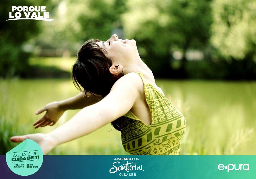 Disfruta de la #naturaleza en todo momento, nadie mejor para ser uno mismo. #Enjoy #CuidaDeTi