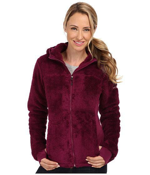 Columbia Polar Yeti™ Plush Fleece Jacket in Dark Raspberry