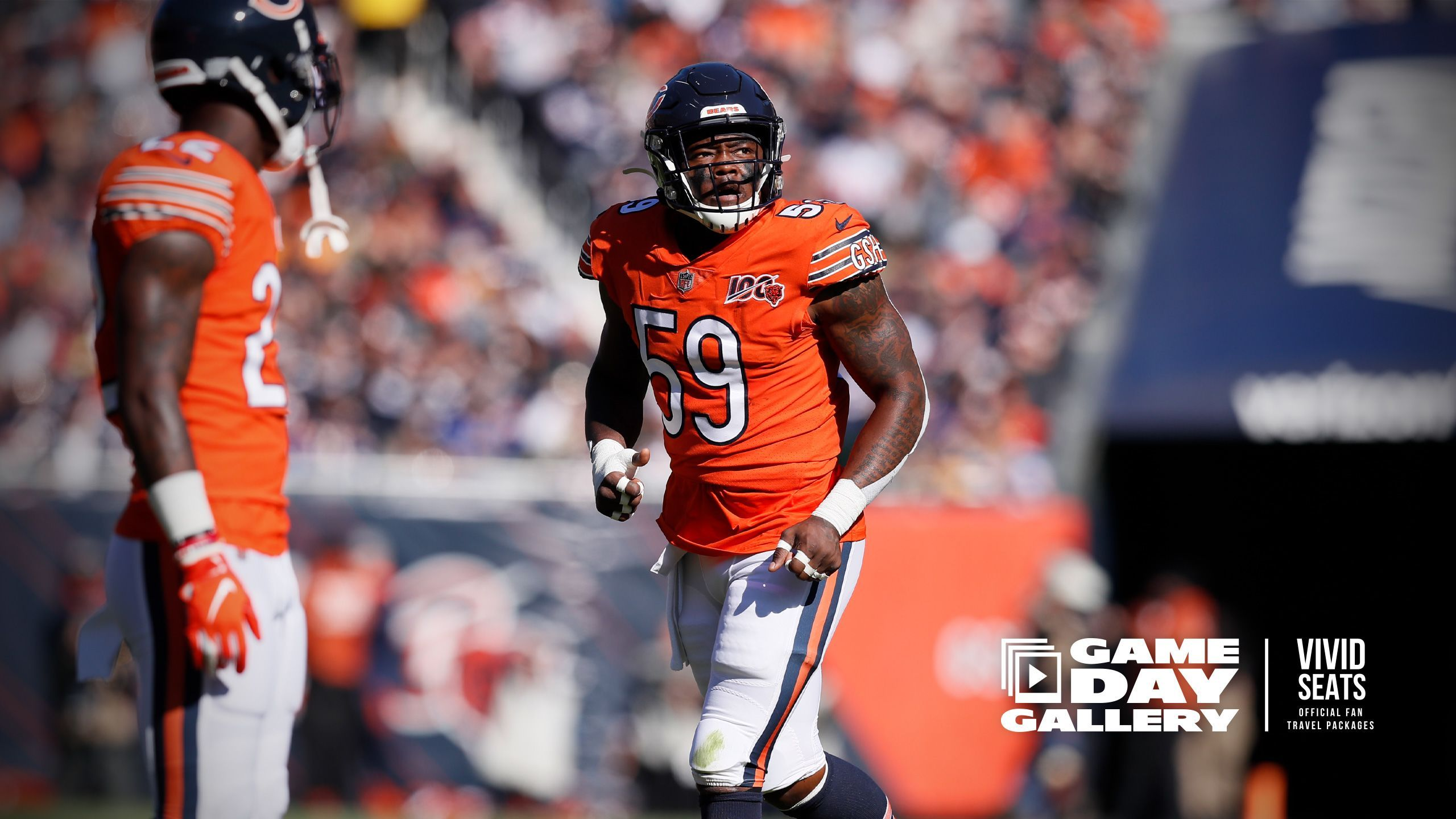 Gameday Gallery Chargers At Bears Chicago Bears Football Gameday Bears Football