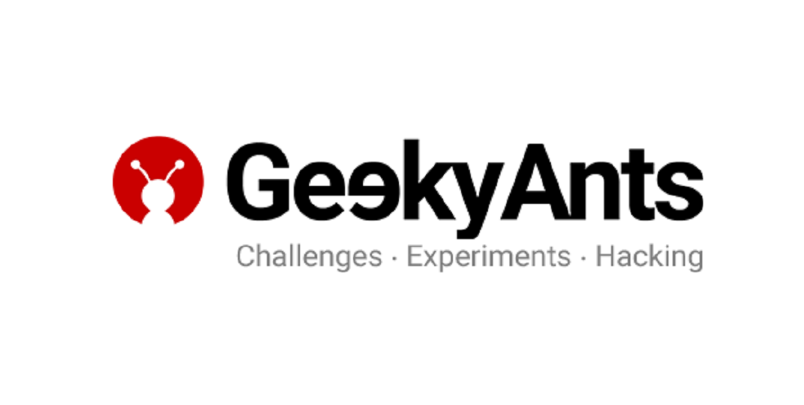 GeekyAnts Hiring Jobs for Freshers as a Software